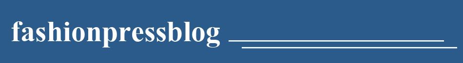 fashionpressblog